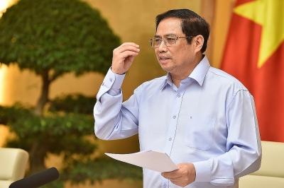 Thủ tướng Phạm Minh Chính gửi Thư chúc mừng nhân Ngày doanh nhân Việt Nam