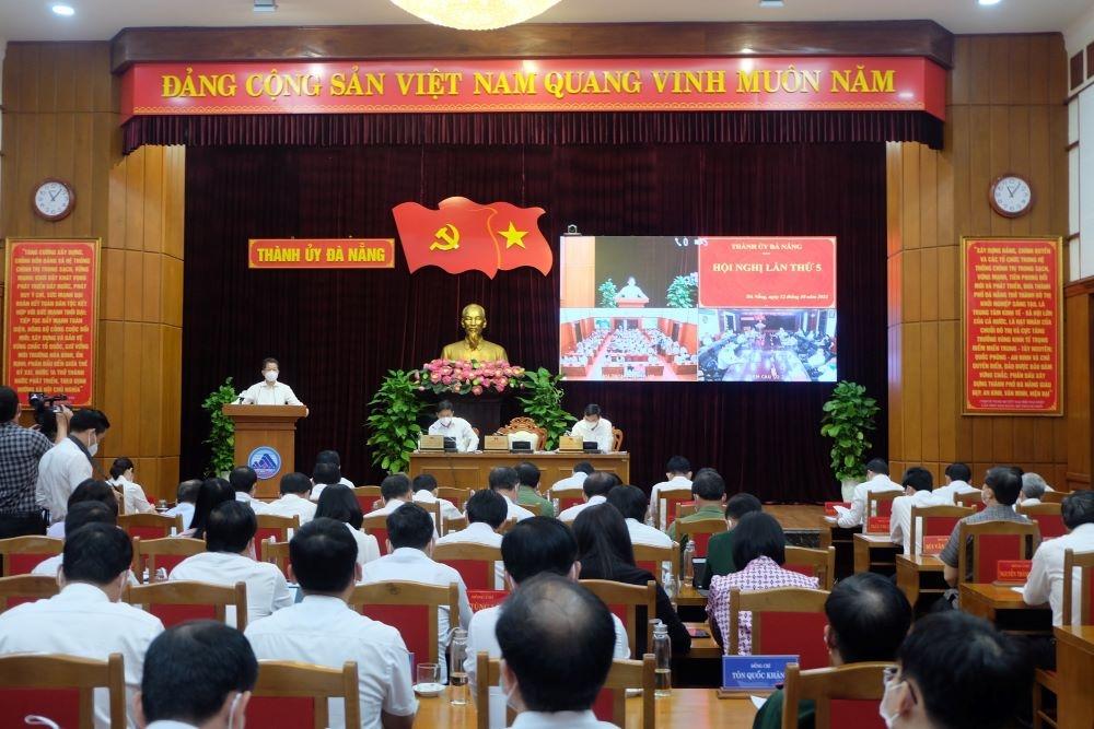 Đà Nẵng: Từng bước chuyển đổi trạng thái kiểm soát dịch bệnh để khôi phục lại các hoạt động sản xuất kinh doanh