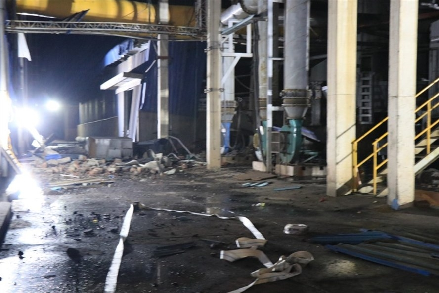 Quế Võ (Bắc Ninh): Nổ lò hơi khiến 3 người tử vong