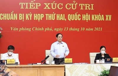 Thủ tướng: Đưa Cần Thơ trở thành động lực phát triển của vùng ĐBSCL