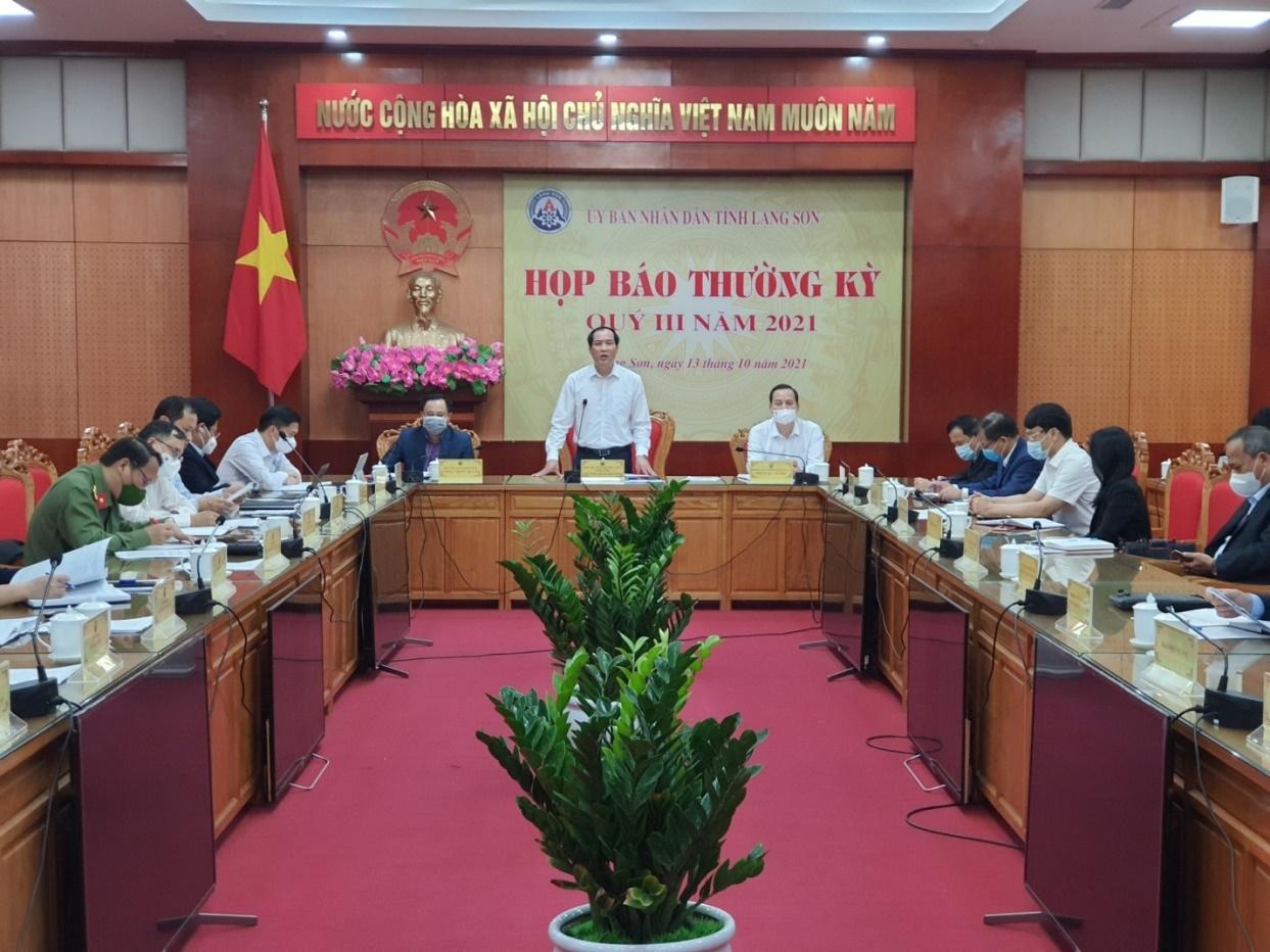 Lạng Sơn: Tăng cường kiểm tra, đôn đốc việc triển khai các dự án trọng điểm