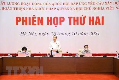 Đổi mới tổ chức, nâng cao chất lượng hoạt động của Quốc hội