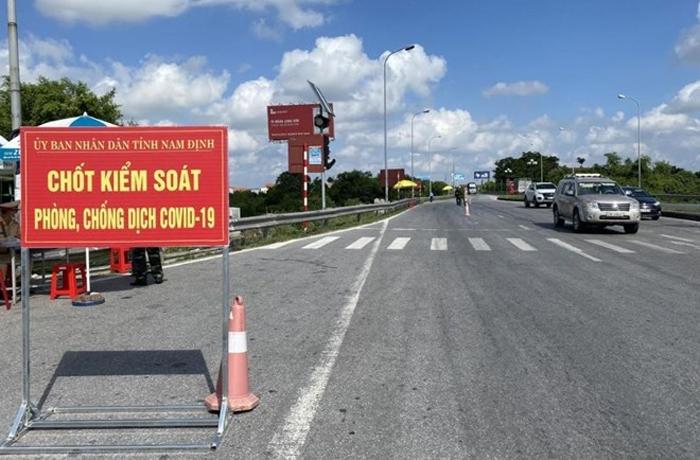 Nam Định: Bỏ yêu cầu xuất trình kết quả xét nghiệm SARS-CoV-2 khi vào tỉnh