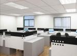 Giá thuê văn phòng tăng tại Hà Nội và TP.HCM