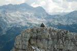 Ngôi nhà cao nhất trên đỉnh núi Alps