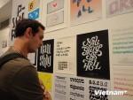 Giới thiệu hơn 200 tác phẩm đoạt giải thiết kế đồ họa chữ quốc tế