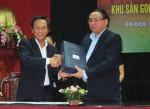 Công bố và bàn giao quy hoạch chi tiết sân golf lớn nhất Việt Nam