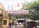 Báo cáo trường hợp tử vong sản phụ tại Bệnh viện Sản nhi Ninh Bình
