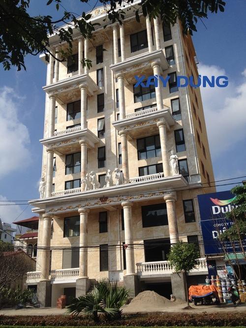 Hàng loạt công trình có dấu hiệu sai phạm tại phường Xuân La