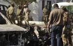 Đánh bom nhà thờ ở Nigeria, gần 100 người thiệt mạng