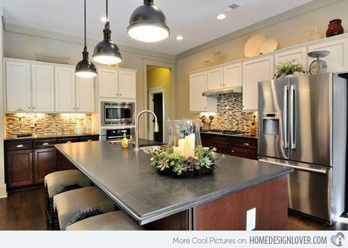 132427baoxaydung image002 Gợi ý thiết kế đảo bếp với đá granite tuyệt đẹp