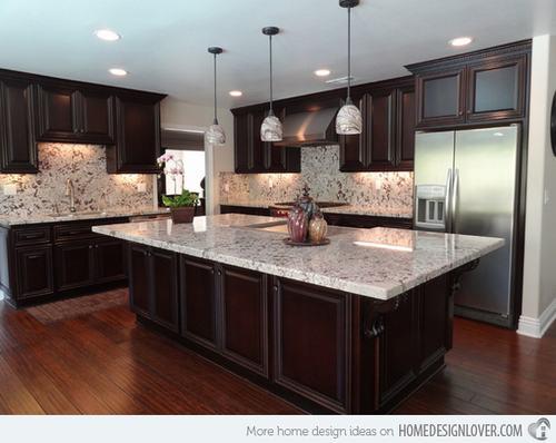 132427baoxaydung image006 Gợi ý thiết kế đảo bếp với đá granite tuyệt đẹp