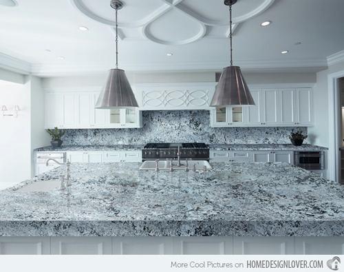 132428baoxaydung image007 Gợi ý thiết kế đảo bếp với đá granite tuyệt đẹp