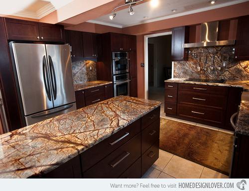 132428baoxaydung image009 Gợi ý thiết kế đảo bếp với đá granite tuyệt đẹp