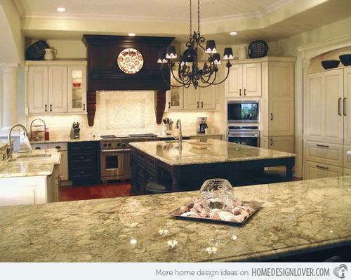 132428baoxaydung image014 Gợi ý thiết kế đảo bếp với đá granite tuyệt đẹp