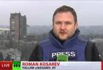 Đoàn xe chở phóng viên Nga tại Syria bị bắn bằng tên lửa chống tăng