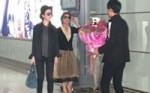 Lưu Diệc Phi khổ vì fan cuồng đeo bám cầu hôn