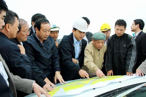 Hội đồng NTNN kiểm tra điều kiện thông xe toàn tuyến cao tốc Hà Nội - Hải Phòng
