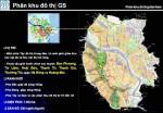 Công bố và bàn giao quy hoạch phân khu đô thị GS, tỷ lệ 1/5000
