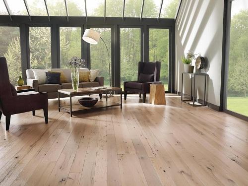 sàn gỗ chung cư