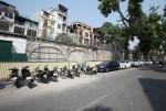 Phố bích họa đầu tiên ở Hà Nội dần thành hình