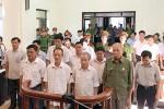 """Nhóm cựu cán bộ """"ăn đất"""" ở Đồng Tâm xin giảm hình phạt"""