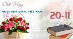 Bộ trưởng Phạm Hồng Hà gửi thư chúc mừng Ngày nhà giáo Việt Nam 20/11