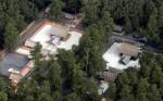 Ngôi đền thiêng cứ 20 năm được xây lại một lần ở Nhật