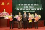 Bổ nhiệm nhân sự: Hà Nội, Sơn La, Gia Lai, Kiên Giang