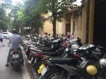 Công an TP Hà Nội: Phản hồi thông tin Báo Điện tử Xây dựng phản ánh về tình trạng chiếm dụng vỉa hè