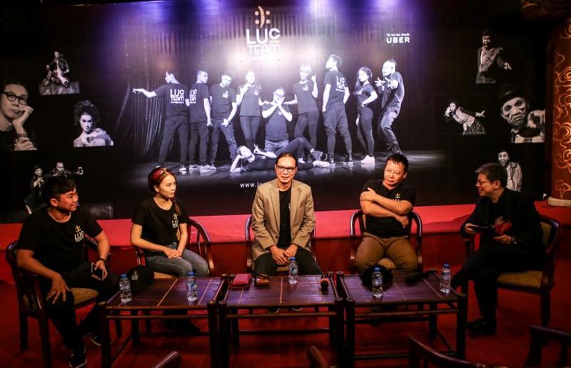 Ra mắt đoàn kịch tư nhân đầu tiên tại Hà Nội