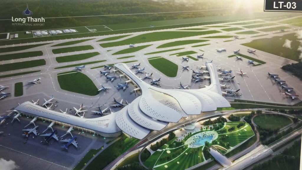 Thông qua Nghị quyết về Dự án thu hồi đất Cảng hàng không quốc tế Long Thành