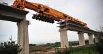 Trung Quốc sử dụng chiếc máy xây cầu nặng 580 tấn