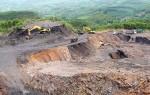 Đang thanh tra vụ đổ thải tại mỏ than Bố Hạ của Cty CP Khoáng sản Bắc Giang