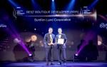 """SonKim Land nhận giải """"Best Boutique Developer"""" tại Bất động sản châu Á 2018"""
