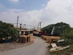 """Gia Lâm (Hà Nội): Hàng nghìn m2 đất nằm trong quy hoạch bị """"biến tướng"""" thành nhà xưởng không phép"""