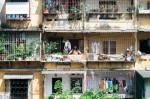 Hà Nội bình dị qua khung cảnh khu cư xá cũ cất giữ ký ức tuổi thơ