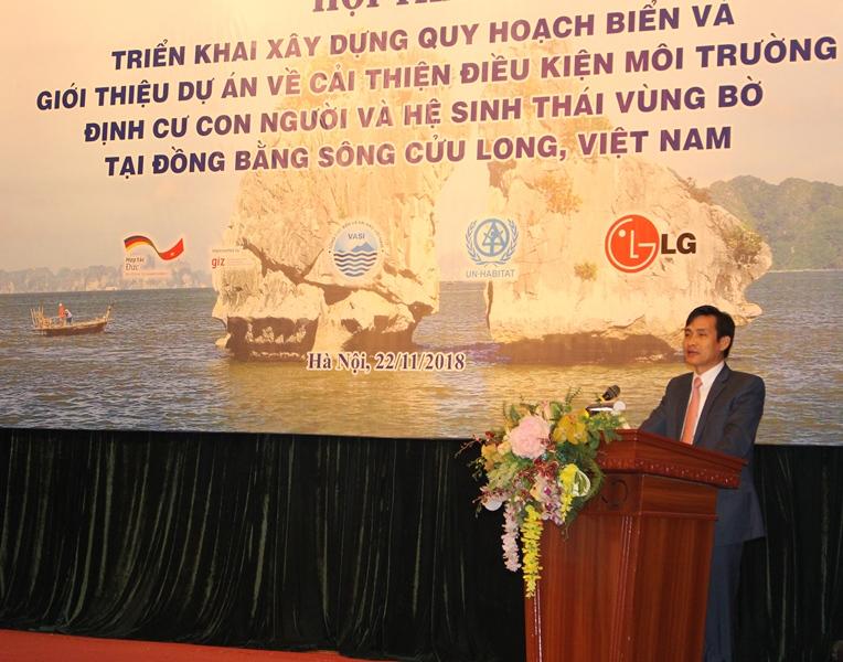 Bộ Tài nguyên Môi trường đẩy mạnh triển khai hai Quy hoạch biển quan trọng