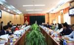 Hội nghị thẩm định hồ sơ Đề án thành lập thành phố Chí Linh