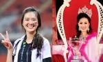Tiết lộ bất ngờ về Hoa hậu là bác sĩ đội Thái Lan tại AFF Cup