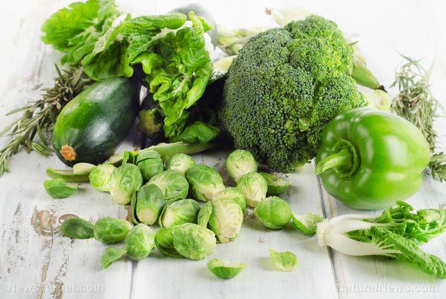 Đây là nguyên nhân tại sao ít ăn rau xanh và trái cây làm tăng nguy cơ ung thư