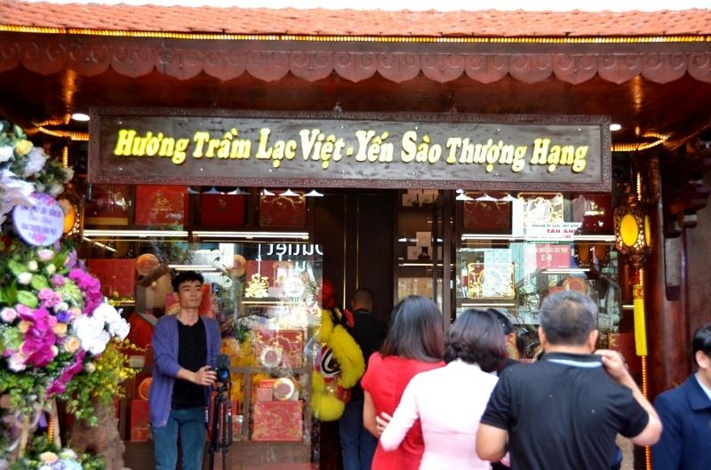 tram huong lac viet yen sao thuong hang dia chi tin cay cho nguoi tieu dung