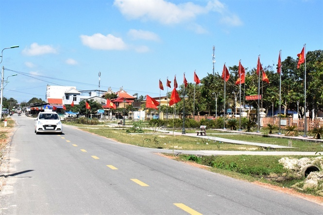 Phong Điền huy động nguồn lực xây dựng nông thôn mới