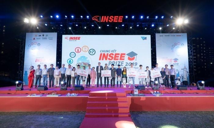 INSEE khởi động giải thưởng cho những ý tưởng về xây dựng bền vững 2020