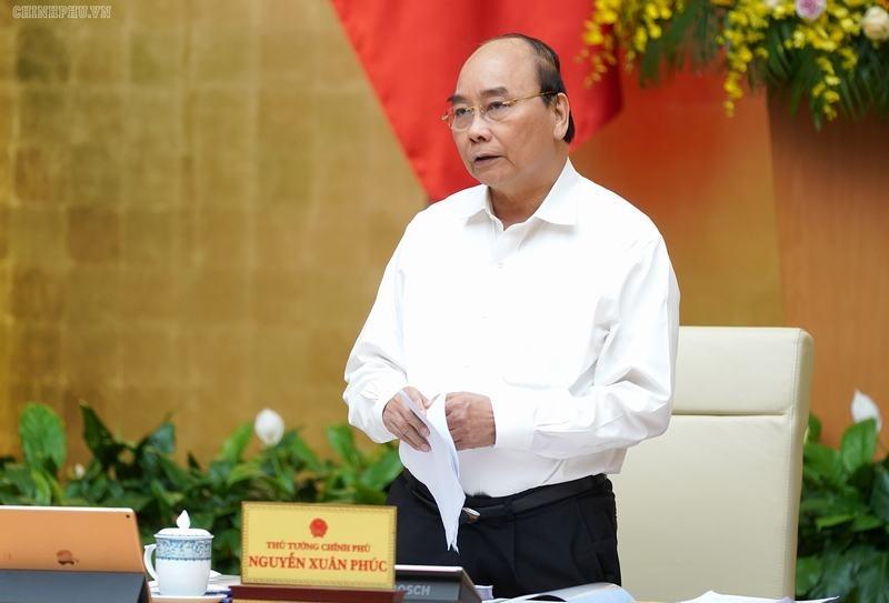 thu tuong khong chu quan trong chi dao dieu hanh 2 thang cuoi nam