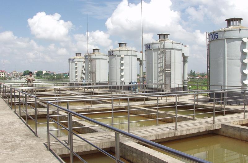 Hà Nội: Đầu tư xây dựng hệ thống nước sạch cho huyện Đan Phượng