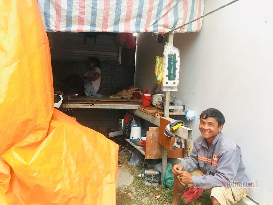 buong hanh phuc xung quanh toan sat thep cua cap doi tra vinh