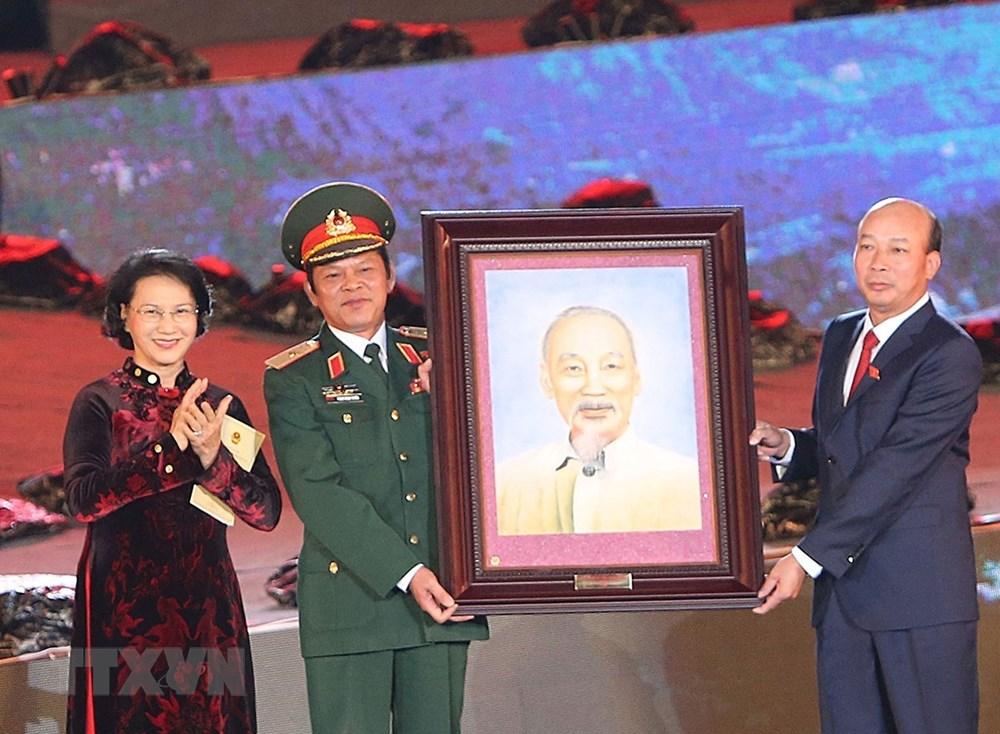 ban in quang ninh no luc phat huy truyen thong vung mo anh hung vietnam vietnamplus
