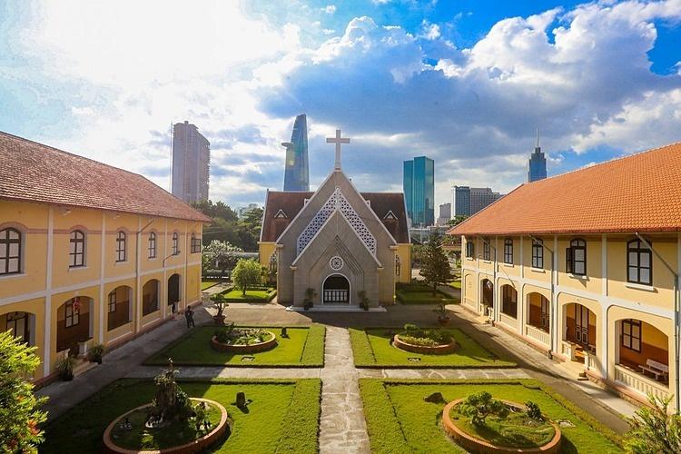 Lập hồ sơ xếp hạng di tích Nhà thờ và Tu viện Thủ Thiêm