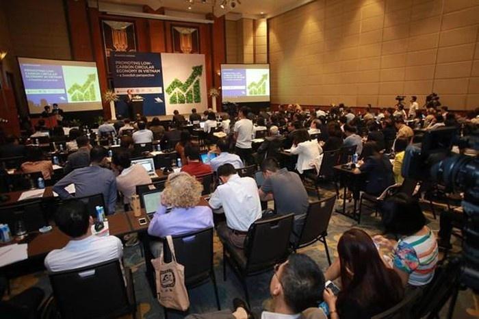 Thúc đẩy nền kinh tế tuần hoàn ít phát thải khí carbon tại Việt Nam từ kinh nghiệm của Thụy Điển